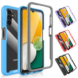 For LG Stylo 6 Shockproof Clear Slim Case Cover With Built in Screen Protector $7.95