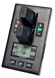 Imtra Smpjc212 Side Power Speed Control Panel W/display Dual 12/24v S-link