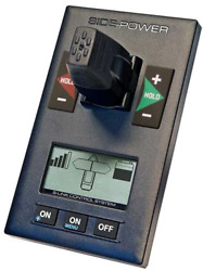 Imtra Smpjc211 Side Power Speed Control Panel W/display Single 12/24v S-link