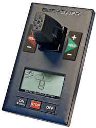 Imtra Smpjc221, Side Power Hydraulic Joystick Control Panel, Single, S-link Vers