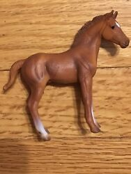 Corral Pals: CollectA by Breyer Thoroughbred Foal Standing