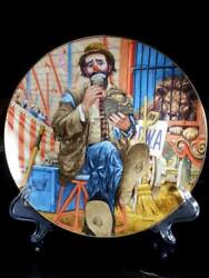 Collectible Emmett Kelly The Greatest Clowns Of The Circus Limited Edition