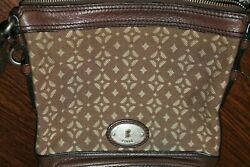 Fossil crossbody handbags $20.00