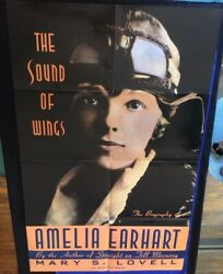 The Sound Of Wings. The Biography Of Amelia Earhart Promotional Poster