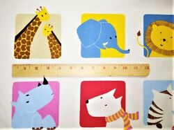 Wonderful And Whimsical Emma Childrens Room Cotton Print Fabric Bty