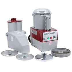 Robot Coupe R2dice Benchtop / Countertop Food Processor