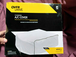Overdrive Rv A/c Cover Vinyl 80-227-191001-00 Model 6 Grey - New In Box