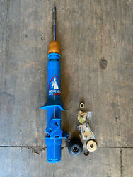 Tokico Gas Shocks 1988-1991 Honda Civic Ef And Crx Front Right Hu2797a