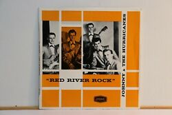 Johnny And The Hurricanes Red River Rock Aussie Ep 1960 London Label Excellent