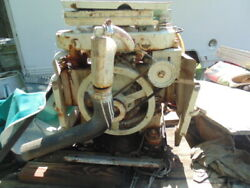 Onan 6.5 Mcck -5or/1d 6.5 Kw Marine Gas Generator For Parts