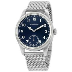 114958 Orologio 1858 Blue Dial Special Price