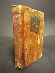 1796 Rare Hieroglyphic Bible. 1st Ed. Publ By The Bookseller New York. 500 Cuts