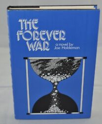 Joe Haldeman - Signed And Inscribed - The Forever War - First Edition - Fine Copy