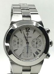 Concord Mariner Automatic Chronograph Stainless Steel Watch 14 H7 1891