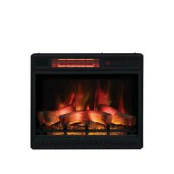 Classic Flame Electric Fireplace 120-volt Infrared Adjustable Firebox Remote