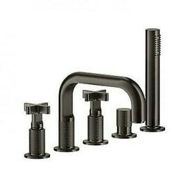 Gessi Inciso Five-hole Bath Mixer With Spout 58140
