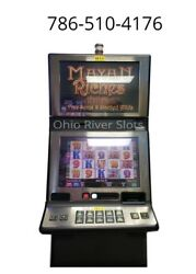 Igt G20 Mayan Riches Slot Machine Free Play, Handpay, Coinless