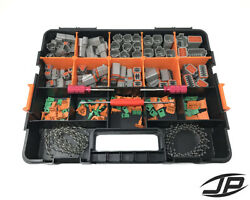518 Pc Deutsch Dt Connector Kit With Contacts Removal Tools