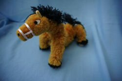 Animal Puppet - Small Brown Horse Marionette Puppet