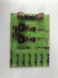 General Electric Circuit Interface Board Ds200shvmg1afe 6bao6