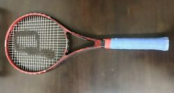 The Bryan Brothers Personal Stock Autograph Rare Ignite Tennis Racquet
