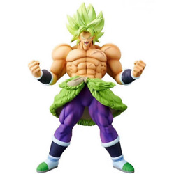 Anime Dragon Ball Z Ultimate Broly Pvc Action Figure Figurine Toy Gift 20cm