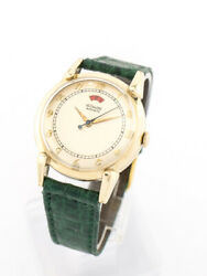 Lecoultre Automatik Mit Gangreserveanzeige Modell Powermatic 40-50and039s