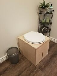 Composting Toilet Road Commode