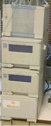 Dionex Hplc System, Gp40 Gradient Pump, Ed40 Detector And As50 Autosampler