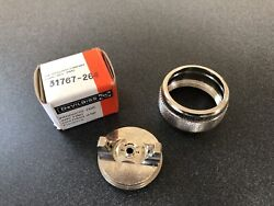 Devilbiss Air Nozzle 31767-264 And Mbc-368 Ring New