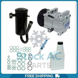 A/c Kit For Ford Bronco, F-150, F-250, F-350 Qu