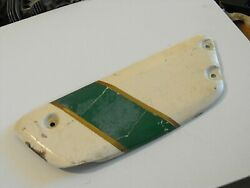 1972 Ossa Mar 250 Oem Left Body Middle Seat Side Cover Panel Vintage Trials