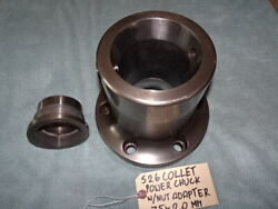S26 Collet Power Chuck W/ Nut Adapter 75 X 2.00 Mm