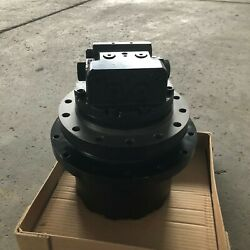 Komatsu Pc78mr6 Pc78us6 Final Drive - New With Warranty, Delivered To Your Door