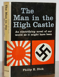 The Man In The High Castle Philip Dick1st/1st Edition, W. Stunning Dust Jacket