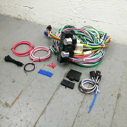 1955 - 1961 Dodge Coronet Wire Harness Upgrade Kit Fits Painless Fuse Complete