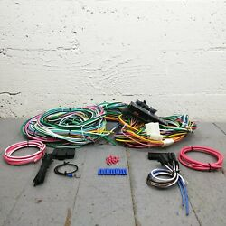 1964 - 1972 Gm Wire Harness Upgrade Kit Fits Painless Compact Terminal Complete