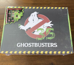 Gamestop Exclusive Culturefly Ghostbusters 35th Anniversary Collectorand039s Box