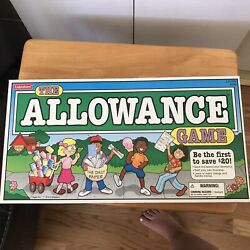 Lakeshore The Allowance Board Game 733 2-4 Players Educational Mint