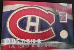 Montreal Canadiens 100th Anniversary Pack Coin And Stamp Set Canada Post