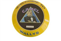 Joe Camel In Tuxedo Cigarette Lighted Wall Sign 24 Welcome To Wallys