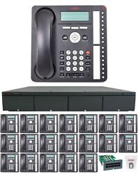 Avaya Ip Office 500 V2 R11 Business 20 Voip Phone System Essential Voicemail Pri