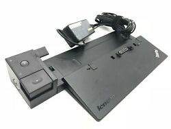 Lenovo Dock X250 T450s T450p T460s T470s P50s P51s 40a1 00hm918 Laptop Charger