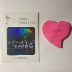 Bts Love Yourself Seoul Dvd Preorder Sticker Set Map Of The Soul Tour Persona