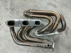 Billy Boat Exhaust 05-08 987 Boxster Cayman S Headers Fpor-0905