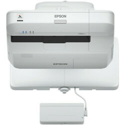 New Epson V11h727520 Lcd Projector Brightlink Pro 1450ui Full Hd Interactive