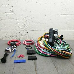 1971 - 1980 Volkswagen Wire Harness Upgrade Kit Fits Painless Circuit Terminal