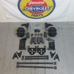 1941-1948 Chevy Triangulated Rear 4 Link Kit Gm Hot Rod W/2600lb. Bags
