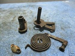 Ajs/matchless Burman Gearbox Parts