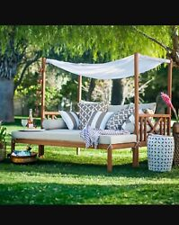 Belham Living Brighton Daybed With Ottoman
